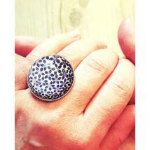 Nefelejcs-gyűrű