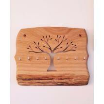 Tölgyfa kulcstartó - 27 cm