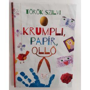 Krumpli, papír, olló - Török Szilvi foglalkoztató könyve