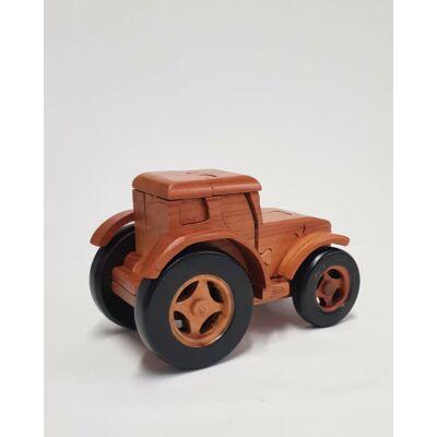 Fa 3D puzzle - traktor