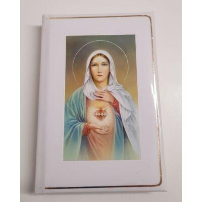 Hozsanna teljes kottás népénekes könyv, Szűz Mária képpel