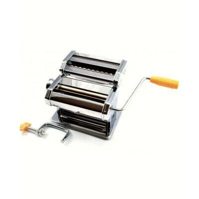 Tésztakészítő gép, rozsdamentes acélból - 150 mm