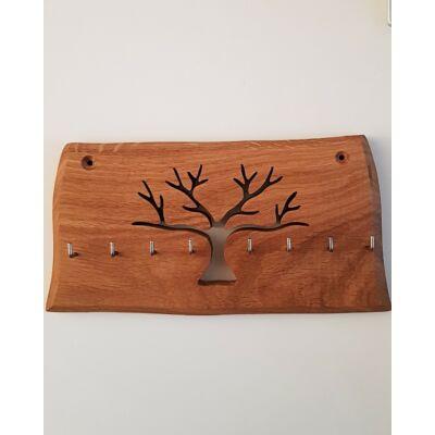 Tölgyfa kulcstartó - 24x12 cm