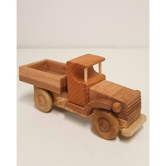 Billenős teherautó