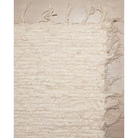 Kézzel szőtt len szőnyeg, 192cm