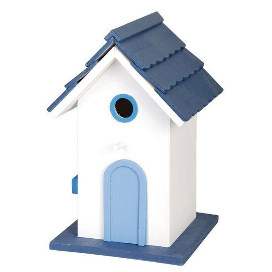 Kék-fehér madárház
