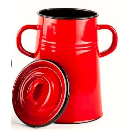 Piros zsírosbödön, 2 literes