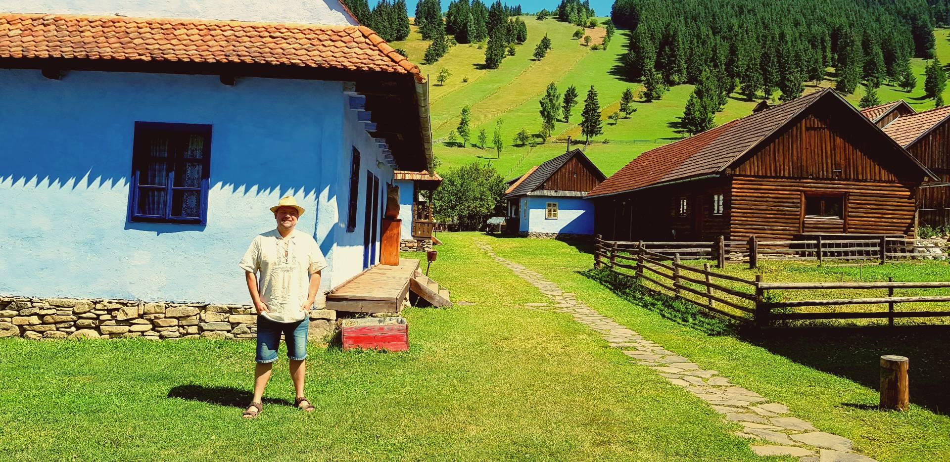 Székelyföldi falvak mesevilága